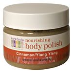 Body Polish Cinnamon/Ylang Ylang (8 fl oz) Aura Cacia