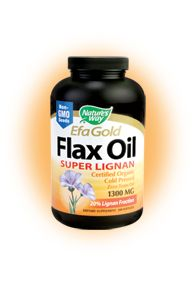 EFA Gold - Flax Oil (200 Softgels) Nature's Way