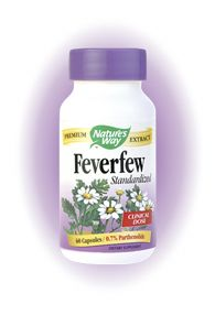 Feverfew (60 Caps) Nature's Way