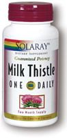 Milk Thistle One Daily (30 Vcaps) Solaray Vitamins