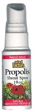 Propolis Throat Spray (1 fl oz)* Natural Factors