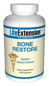 Bone Restore (120 Caps) * Life Extension