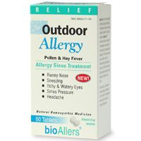 Outdoor Allergy (0.8 fl.oz) BioAllers