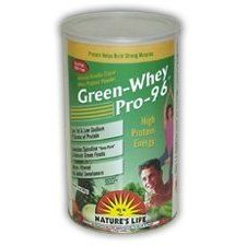 Green-Whey Pro-96 (884g) Nature's Life
