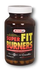 Super Fit Burners (60 caps) Action Labs