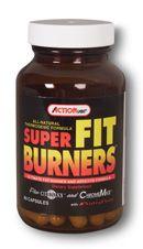 Super Fit Burners (60 caps) Action Labs