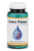 Coral Stress w/ Kava (60 Caps) Coral LLC. | Coral Calcium