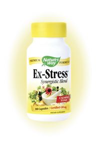 Ex-Stress (100 Caps) Nature's Way