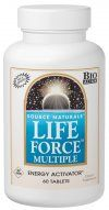 Life Force Bio-Aligned Multi (120 Tabs) Source Naturals