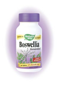 Boswellia  Standardized (60 tabs) Nature's Way