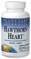 Hawthorn Heart (120 tabs) Planetary Herbals