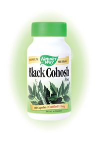 Black Cohosh, Standardized (60 tabs) Nature's Way