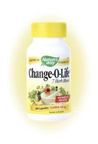 Change-O-Life (100 caps) Nature's Way