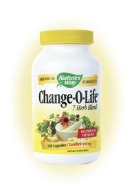 Change-O-Life (180 caps) Nature's Way