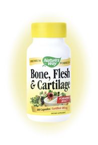 Bone, Flesh & Cartilage (100 Caps) Nature's Way