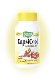 CapsiCool Cayenne (100 Caps) Nature's Way