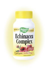 Echinacea Root Complex (100 caps) Nature's Way