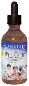 Well Child Syrup (4 oz) Planetary Herbals