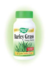 Barley Grass (100 Caps) Nature's Way