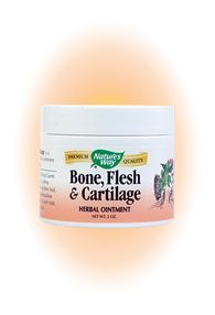 Bone, Flesh & Cartilage Ointment (2 oz) Nature's Way