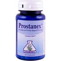 Prostanex Flower Pollen Extract plus Saw Palmetto (90 capsules)* Graminex