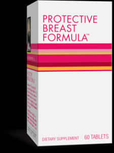 Protective Breast Formula (60 tabs)* Enzymatic Therapy