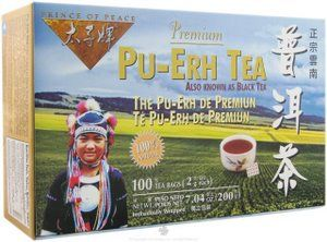 Pu-Erh Tea (100 Bags) Prince of Peace