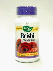Reishi Standardized (100 caps)* Nature's Way