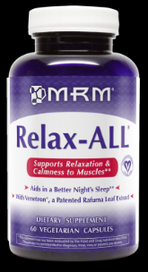 Relax-ALL (60 caps) Metabolic Response Modifiers
