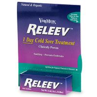 Releev One Day Cold Sore Treatment (0.2 oz) ViraMedX