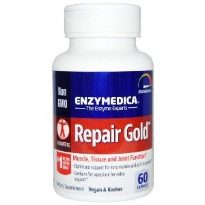 Repair Gold (60 caps)* EnzyMedica