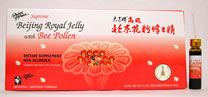 Beijing Royal Jelly w/ Bee Pollen (10 Bottles) Prince of Peace