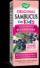 Sambucus for Kids (4oz) Nature's Way