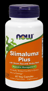 Slimaluma Plus (60 vcaps) NOW Foods