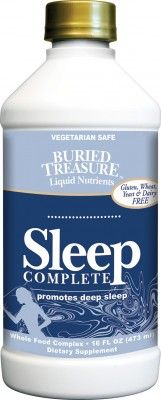 Sleep Complete (16 oz) Buried Treasure