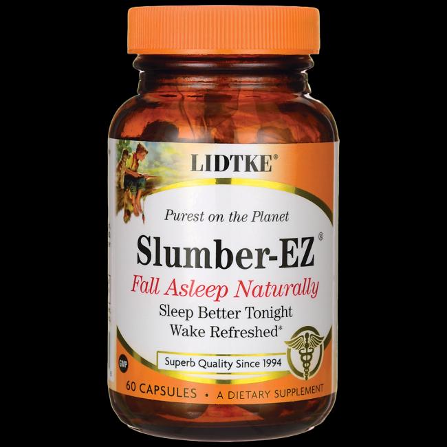 Slumber-EZ (60 Cap)* Lidtke