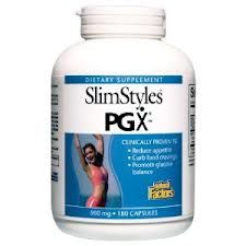 SlimStyles PGX (180 capsules)* Natural Factors