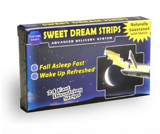 Sweet Dream Strips (24 fast dissolving strips) Essential Source