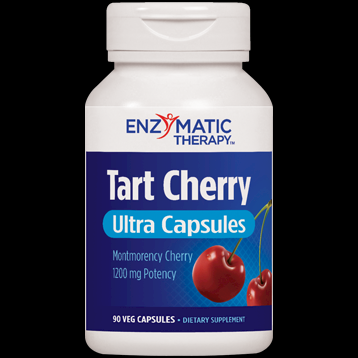 Tart Cherry Ultra (90 Vcaps) Enzymatic Therapy