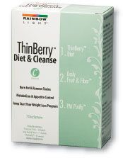 Thinberry Diet & Cleanse Kit* Rainbow Light
