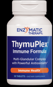 ThymuPlex Immune Booster (50 tabs) Enzymatic Therapy