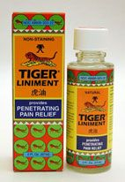 Tiger Balm Liniment (2 fl oz) Prince of Peace