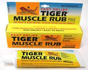 Tiger Balm Muscle Rub (2 oz) Prince of Peace