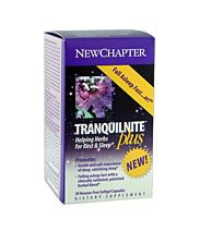 TranquilNite Plus (30 SGels)* New Chapter Nutrition