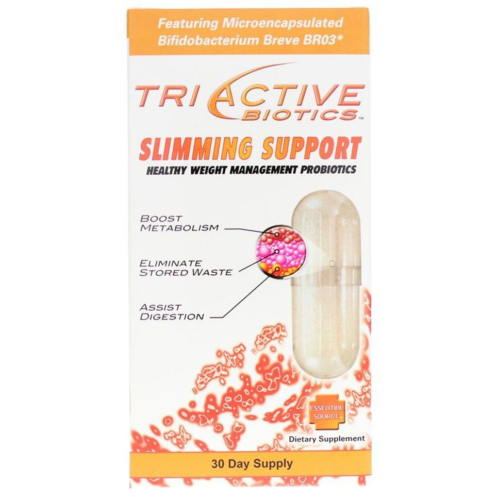 TriActive Biotics Slimming Support (30 capsules) Essential Source