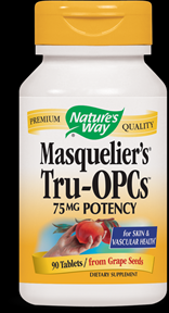 Masquelier's Tru OPCs 50mg (90 tabs) Nature's Way