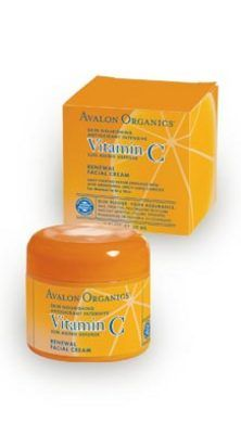 Vitamin C Renewal Facial Cream (2 fl oz) Avalon Organics