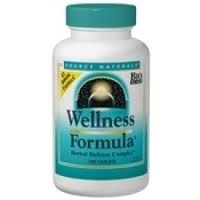 Wellness Formula (240 caps) Source Naturals