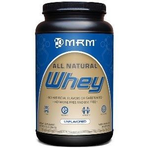 All Natural Whey - Natural Flavor (2.03 lbs) Metabolic Response Modifiers