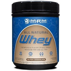 All Natural Whey - Dutch Chocolate (1.01 lb) Metabolic Response Modifiers
